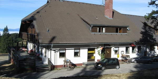Weinebene - Gösler Hütte