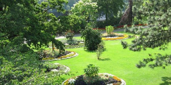 Schlosspark Siegen