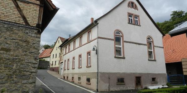ehemalige jüdische Synagoge in Eberstadt