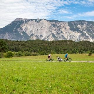 Ötztal Radweg Brunau