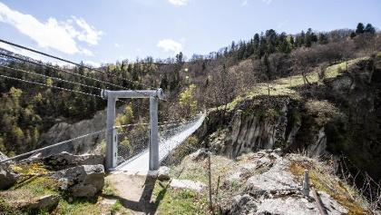 Hängebrücke Massegga