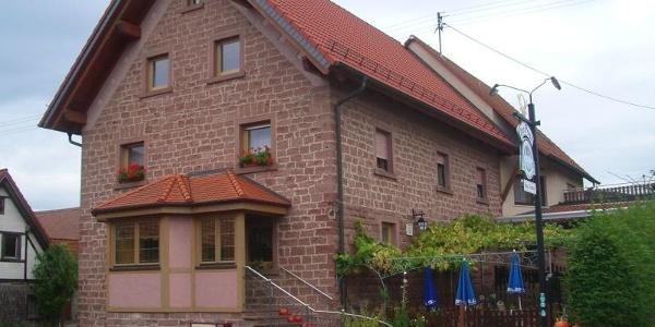 Gasthaus Zur Post Außenansicht