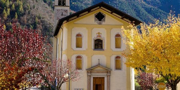 Chiesa di Lenzumo