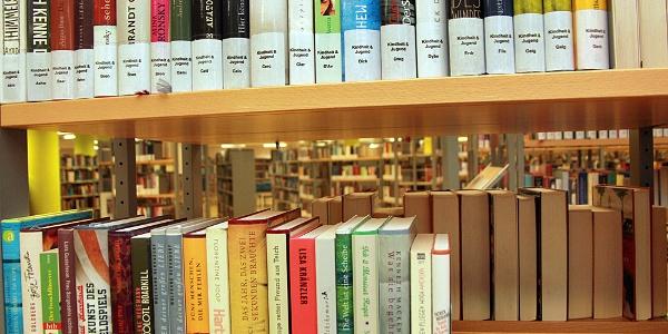 Die Bücherei im KrönchenCenter