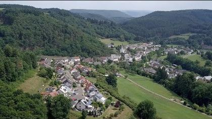 Der Eifelsteig: 13. Etappe, Kloster Himmerod - Bruch