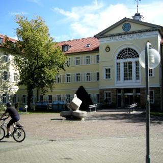Das Kurhaus in Bad Boll
