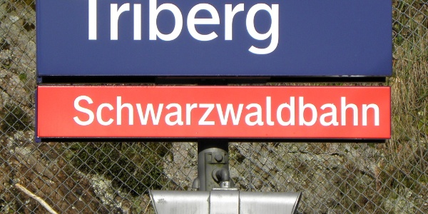 Triberg an der Schwarzwaldbahn
