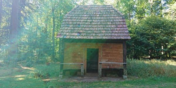 Schutzhütte Hohe Derst