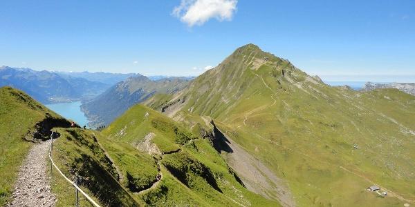 Wanderweg Richtung Brienzer Rothorn