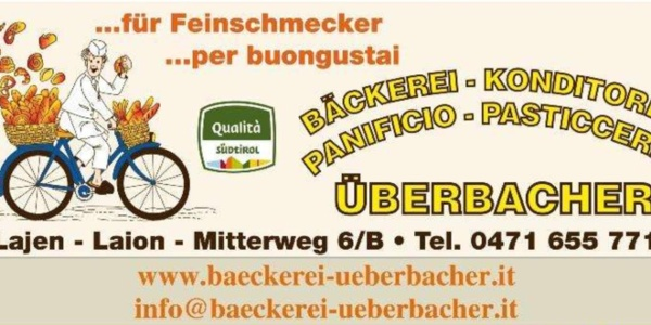 Bäckerei Konditorei Überbacher