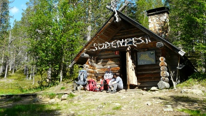 Chalet dans le parc national Urho Kekkonen
