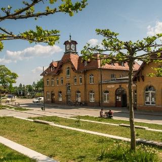 Kulturbahnhof Radebeul