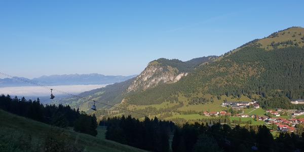 Oberjoch mit Hirschberg