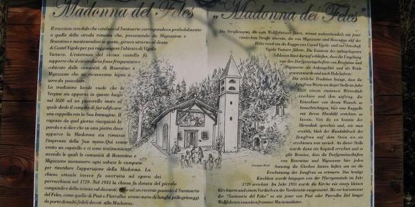 Passeggiata alla Madonna di Feles