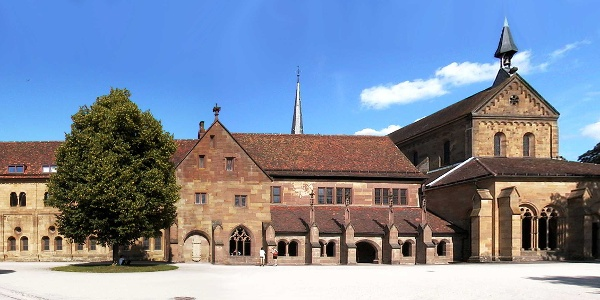 Maulbronn - UNESCO Weltkulturerbe Kloster - Panorama