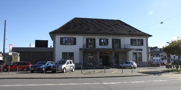 Bahnhof Einsiedeln ( Start und Zielort )