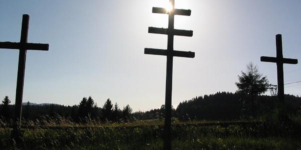 Wetterkreuze beim Oswaldbauer