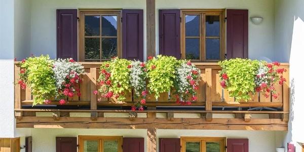 Balkon Appartment