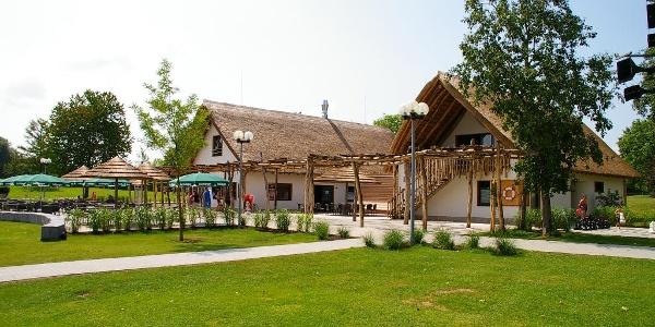 Kiosk am Naturerlebnispark Schlosssee Salem