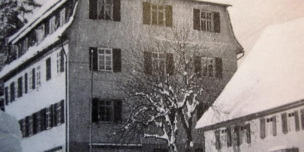 Gräfliches Haus aus dem 18. Jh.