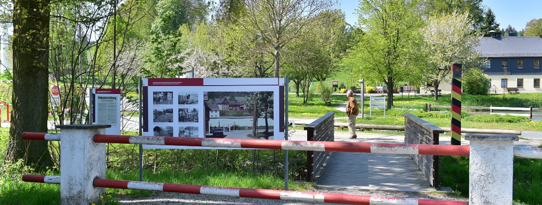 Schlagbaum am Tannbach