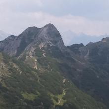 Foto von Bergtour: Übers Rellseck auf den Itonskopf (2.089 m) • Montafon (26.09.2018 14:15:06 #1)