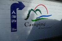 Camping Laasphetal Logo