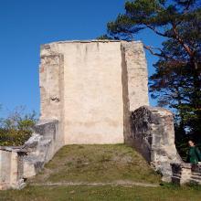 Burgruine Obereggersberg