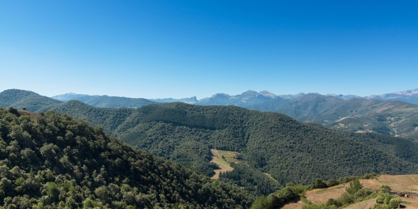 Views to the Liebana Valley