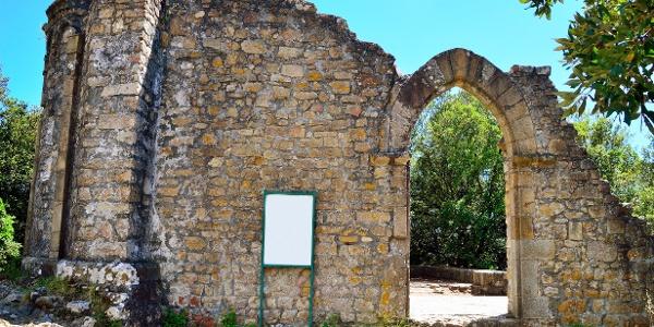 Sant'Antonio del Mesco near Monterosso