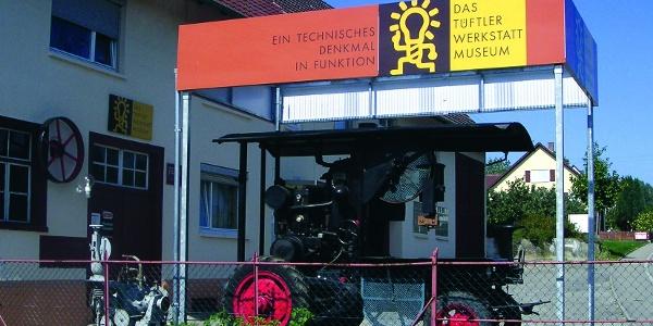 Tüftlerwerkstatt-Museum