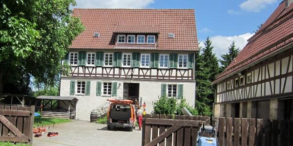 Forsthaus Warthof