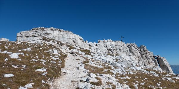Gipfel in Sicht (Pez - Schlern)