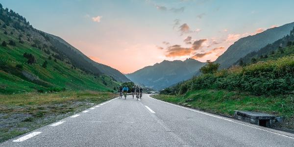 Lukmanier-Pass  Val Medel