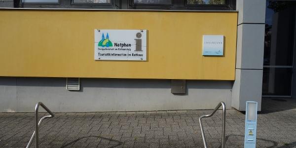 E-Bike Ladestation Rathaus Netphen