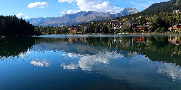 Lac Moubra.