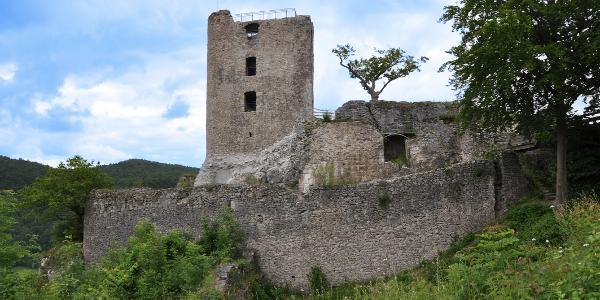 Ruine Neideck Muggendorf