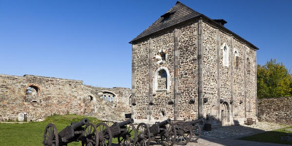 Doppelkapelle der ehemaligen Kaiserpfalz Eger