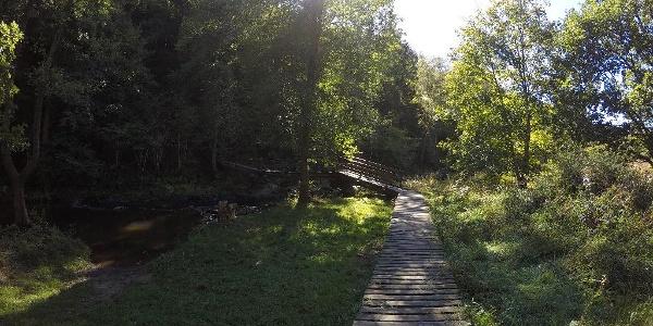 Wandern im Ameltal