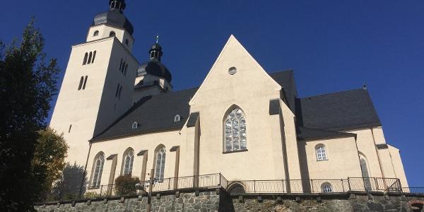Johanniskirche - Blick von Süden