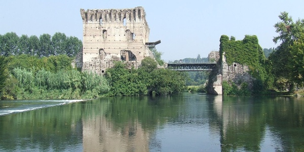 Ponte Visconteo a Borghetto (Valeggio sul Mincio)