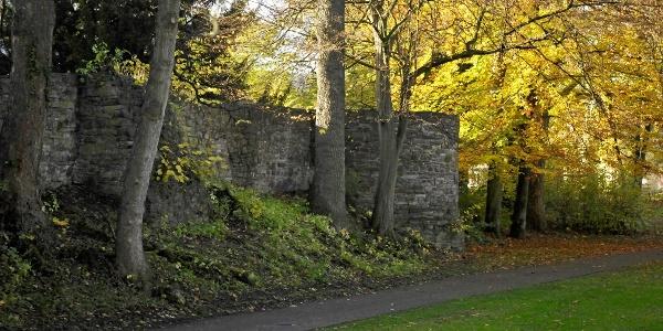 Stadtmauer von Höxter
