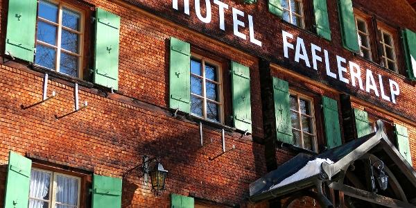 Hotel Fafleralp.