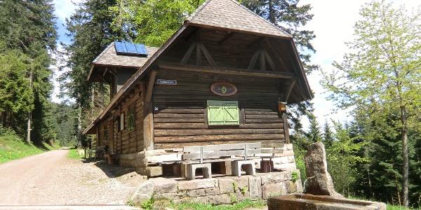 Kreuzsattelhütte