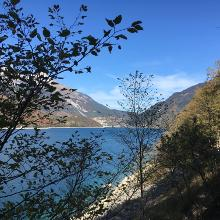 Molveno Lake