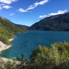 Molveno Lake 3