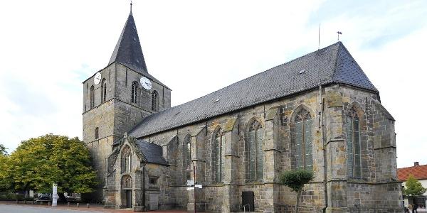 Kirche in Uelsen