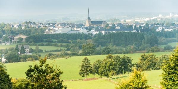 Panorama St.Vith