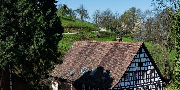 Fachwerkhaus in Loffenau