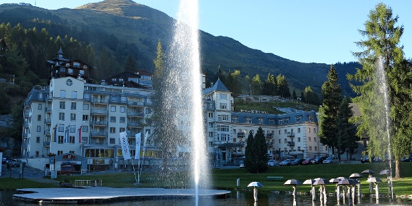 Davos Dorf.